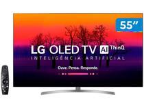 "Smart TV 4K OLED 55"" LG OLED55B8SSC Wi-Fi - HDR Inteligência Artificial Controle Smart Magic"