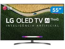 "Smart TV 4K OLED 55"" LG OLED55B9PSB Wi-Fi  - HDR Inteligência Artificial Conversor Digital"