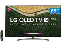 "Smart TV 4K OLED 65"" LG OLED65B9PSB - Wi-Fi HDR Inteligência Artificial"
