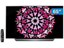 """Smart TV 4K OLED 65"""" LG OLED65C8PSA Wi-Fi - Conversor Digital Controle Smart Magic"""