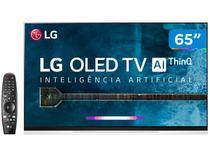 "Smart TV 4K OLED 65"" LG OLED65E9PSA Wi-Fi - HDR Inteligência Artificial Conversor Digital"