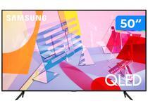 """Smart TV 4K QLED 50"""" Samsung QN50Q60TAGXZD - Wi-Fi Bluetooth HDR 3 HDMI 2 USB"""