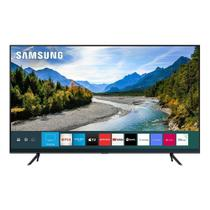 Smart TV 4K QLED 55 Samsung QN55Q60TAGXZD Borda UltraFina Wi-Fi Bluetooth 4 HDMI 2 USB -