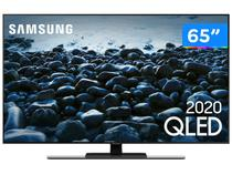 "Smart TV 4K QLED 65"" Samsung 65Q80TA - Wi-Fi Bluetooth HDR 4 HDMI 2 USB"