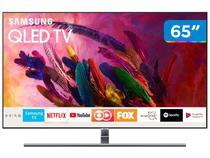 """Smart TV 4K QLED 65"""" Samsung QN65Q7FNAGXZD - Wi-Fi 4 HDMI 3 USB"""