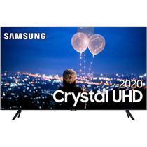 "Smart TV 4K Samsung 55"" TU8000, UHD, 3 HDMI, 2 USB, Wi-Fi Integrado -"