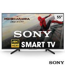 Smart TV 4K Sony LED 55 4K X-Reality Pro, Motionflow XR 240 Wi-Fi - Positivo
