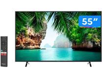 "Smart TV 4K UHD LED 55"" Panasonic TC-55GX500B - Android Wi-Fi Bluetooth HDR10 3 HDMI 2 USB"