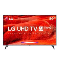 Smart TV 50 Led UHD 4K LG, HDMI, USB, Wi-Fi, Bluetooth, HDR - 50UM751C0SB