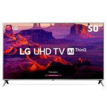 "SmarT TV 50"" LG 50UK6520 UHD 4K -"