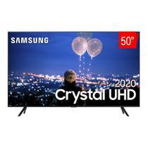 Smart TV 50 Pol Samsung TU8000 Crystal LED UHD 4K Alexa Wi-Fi/Bluetooth/HDMI -