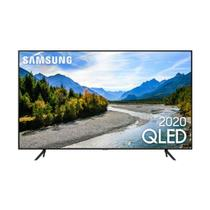 Smart TV 50 Polegadas Samsung 4K QLED Bluetooth WiFi 50Q60T