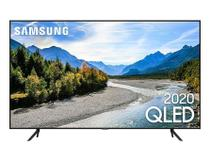 "Smart TV 50"" QLED Q60T 4K Samsung 3 HDMI 2 USB Wi-Fi Bluetooth -"