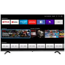 """Smart TV 55"""" BTV55Q20N5SBL 4K D-LED Netflix Space Gray - Philco"""