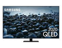"""Smart TV 55"""" QLED 4K Q80T Samsung Alexa built in 4 HDMI 2 USB Bluetooth Wi-Fi -"""