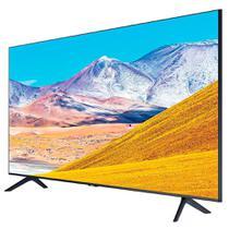 Smart TV 55 Samsung 4K Crystal UHD TU8000 3 HDMI 2 USB Wi-Fi Bluetooth HDR - UN55TU8000GXZD -