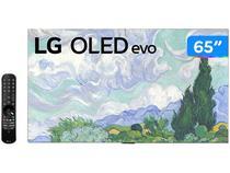"""Smart TV 65"""" Ultra HD 4K OLED LG OLED65G1PSA - 120Hz Wi-Fi e Bluetooth Alexa 4 HDMI 3 USB"""