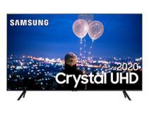 "Smart TV 75"" Crystal UHD TU8000 4K Samsung 3 HDMI 2 USB Wi-Fi Bluetooth -"