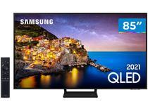 """Smart TV 85"""" Ultra HD 4K QLED Samsung - 85Q70AA Wi-Fi Bluetooth HDR 4 HDMI 2 USB"""