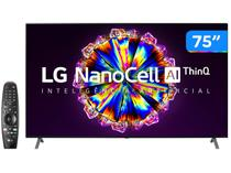 "Smart TV 8K NanoCell IPS 75"" LG 75NANO95SNA - Wi-Fi Bluetooth HDR Inteligência Artificial 4 HDMI"