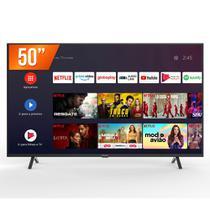Smart TV Android 50'' LED 4K UHD Panasonic TC-50HX550B 3 HDMI 2 USB Bluetooth -