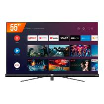 Smart TV Android 55 LED Ultra HD 4K TCL C6 3 HDMI 2 USB Wi-Fi -