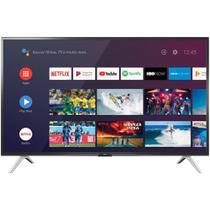 Smart TV Android LED 32 Semp L32S5300S Bluetooth 2 HDMI 1 USB Controle Remoto com Comando de Voz -