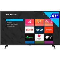 Smart Tv AOC Led 43 Wifi Full Hd Usb Hdmi 43s5195 -