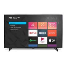 """Smart TV AOC Roku 32"""" LED HD HDMI USB Miracast Roku Mobile Wi-fi Preto -"""