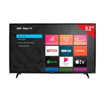 Smart TV AOC Roku LED 32 32S5195/78 Wi-fi Miracast HDMI USB -