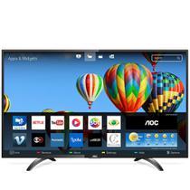 """Smart TV AOC ROKU LED Full HD 43"""" 43S5195/78G -"""