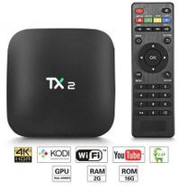 Smart Tv Box Tx2 Android 7.1 2gb Ram 16gb Rom - Youit