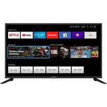 "Smart TV Britânia 42"" BTV42G70N5CF Full HD LED - Netflix -"