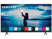 "Smart TV Crystal UDH 4K LED 58"" Samsung 58TU7020 Wi-Fi Bluetooth 2 HDMI 1 USB Visual Livre de Cabos -"