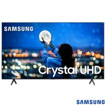 "Smart TV Crystal UDH 4K LED 58"" Samsung - UN58TU7000GXZD Wi-Fi Bluetooth 2 HDMI 1 USB -"