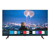 Smart TV Crystal UHD 4K LED 55 Samsung - UN55TU8000GXZD Wi-Fi Bluetooth HDR 3 HDMI 2 USB