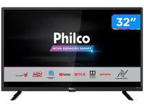 "Smart TV DLED 32"" Philco PTV32G52S - Wi-Fi HDR 2 HDMI USB"