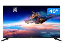 "Smart TV Full HD 40"" Philco PTV40G71AGBL Android - Wi-Fi Bluetooth 3 HDMI 2 USB"