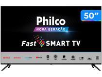 "Smart TV Full HD 50"" Philco PTV50G70SBLSG Wi-Fi - Bluetooth 4 HDMI 2 USB"