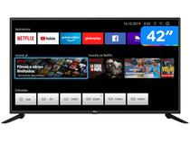 "Smart TV Full HD D-LED 42"" Philco PTV42G70N5CF - Wi-Fi 3 HDMI 2 USB"