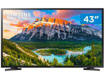"Smart TV Full HD LED 43"" Samsung Serie J5290 Orsay - Wi-Fi 2 HDMI 1USB"