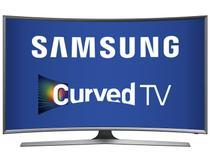 """Smart TV Gamer LED Curva 32"""" Samsung UN32J6500 - Full HD Conversor Integrado 4 HDMI 3 USB"""