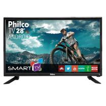 "Smart TV HD 28"" LED Android HDMI USB PH28N91DSGWA - Philco -"
