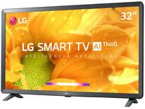 Smart TV HD LED 32'' LG 32LM625BPSB Wi-Fi Bluetooth - HDR Inteligência Artificial 3 HDMI 2 USB