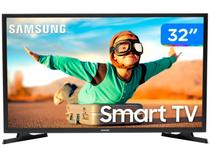 "Smart TV HD LED 32"" Samsung 32T4300A - Wi-Fi HDR 2 HDMI 1 USB"
