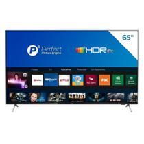 "Smart TV LCD LED 65"" Philips 65PUG7625/78 4K UHD HDR10+, 2USB, Wi-Fi, Bluetooth, 3 HDMI e 60 Hz -"