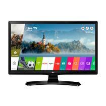 Smart TV LED 28 Polegadas LG HD HDMI 2 USB 28MT49S-PS -