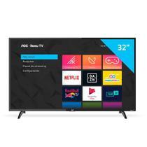 """Smart TV LED 32"""" AOC 32S5195/78G com Wi-Fi, 1 USB, 3 HDMI, com Botão Netflix/Youtube e 60Hz -"""