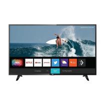 "Smart TV LED 32"" AOC 32S5295/78G HD HDR com Wi-Fi, 2 USB, 3 HDMI, Botões Netflix/Youtube e 60 Hz -"