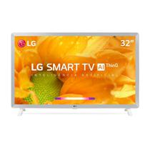 "Smart TV LED 32"" HD LG 32LM620BPSA ThinQ AI Virtual Surround Sound WebOS 4.5 HDR -"